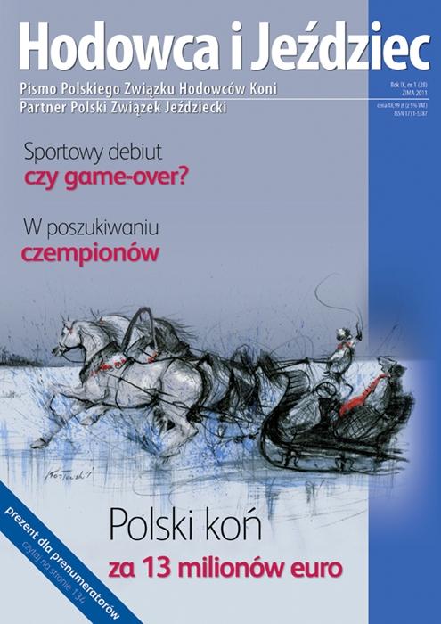 Hodowca iJeździec nr28 | Zima 2011, Rok IX Nr1