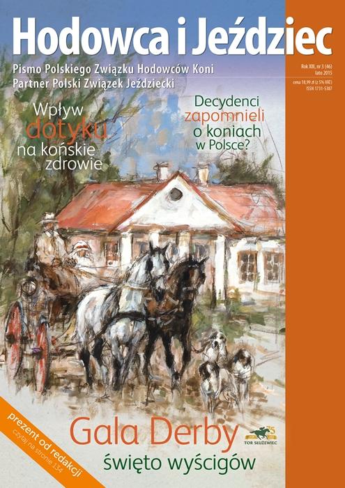 Hodowca iJeździec nr46 | Lato 2015, Rok XIII Nr3