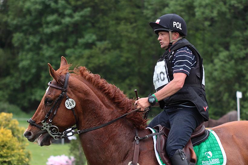 Mariusz Kleniuk - WINONA fot. Małgorzata Sieradzan - Hodowca i Jeździec