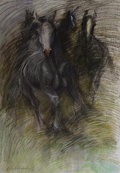 Obraz Agnieszki Słowik Kwiatkowskiej