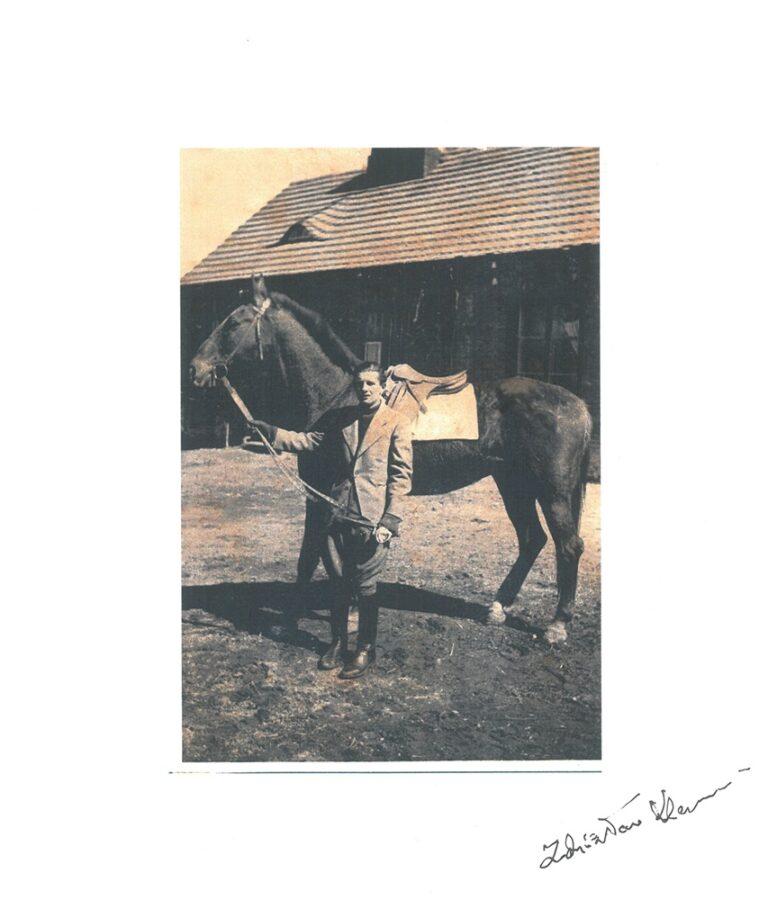 Arlekin III zpchr. Zdzisławem Klawe, wiosna 1940 r.