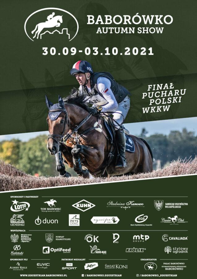 Baborówko Autumn Show 2021 - plakat
