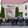 Mural w Białej Podlaskiej