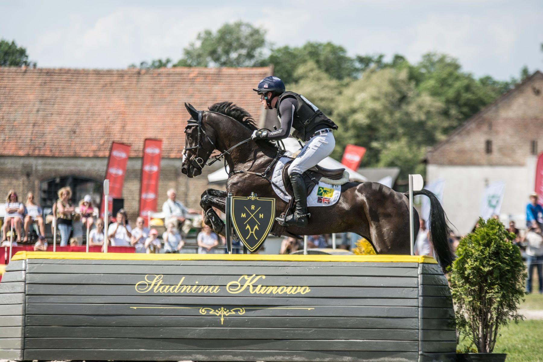 Oliver Townend (GBR) & Cillnabradden Evo