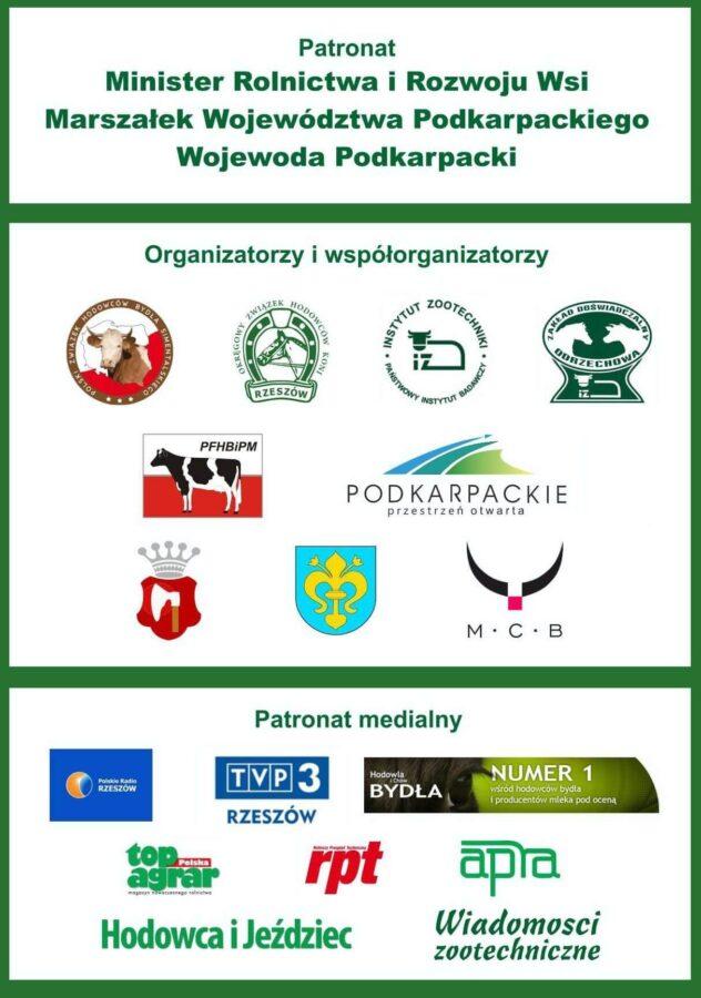 XX Pożegnanie Wakacji w Rudawce Rymanowskiej - Patroni