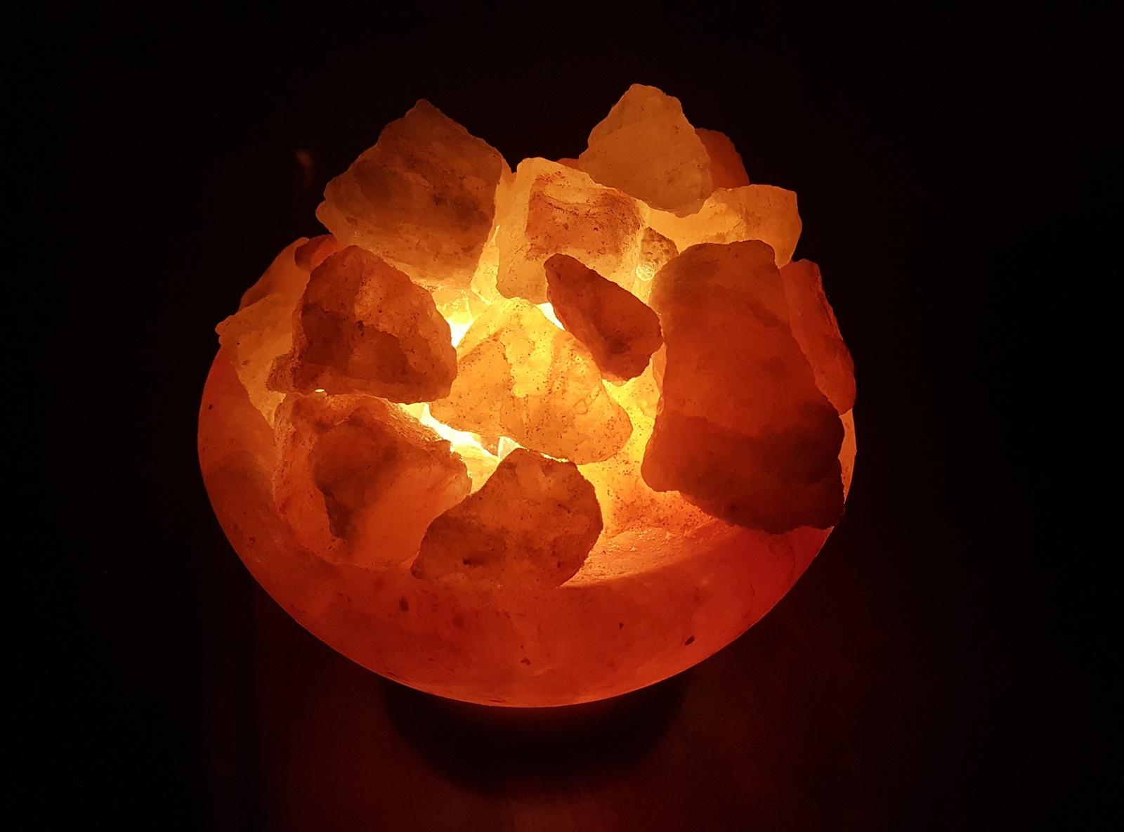 Kryształy soli