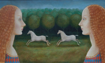 Malwina de Brade malarz - Hodowca i Jeździec